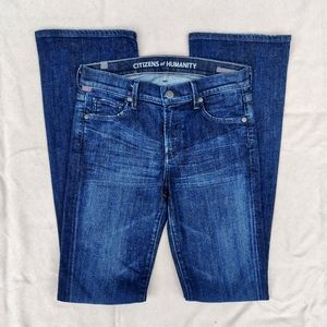 Citizens of Humanity Amber Bootcut Jeans NWOT